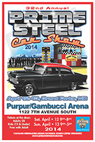 32nd Annual Car Show Click Poster To See Details