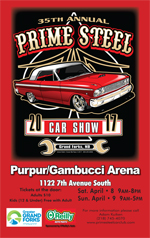 36th Annual Car Show Click Poster To See Details